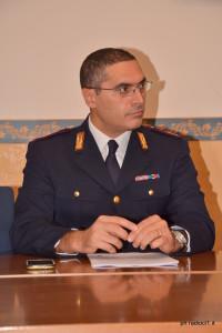L'Ispettore superiore Salvatore Falzone