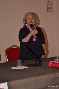 La rag. Rosalia Lo Brutto presidente Ordine Consulenti del Lavoro di Caltanissetta