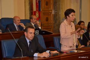 L'intervento di Marcella Santino Direttore Sanitario ASP (2)