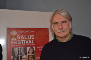 Lo psichiatra Paolo Crepet