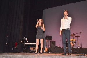 Martina Romano e Andrea Meli