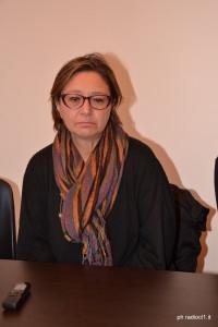 L'assessore Marina Castiglione