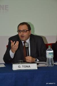 Il dr Giovanbattista Tona