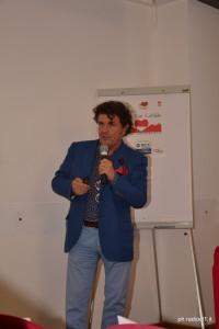 Il dr Luigi Scarnato