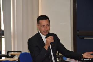 Il dr Saverio Iacopino