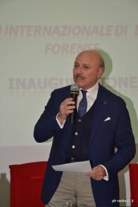 Il presidente del Consorzio Universitario Emilio Giammusso