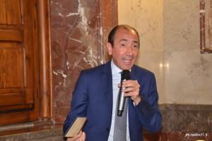 Il prof. Giuseppe Di Forti presidente Banca del Nisseno
