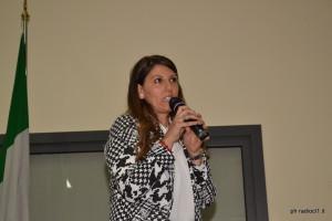La d.ssa Claudia Sollami