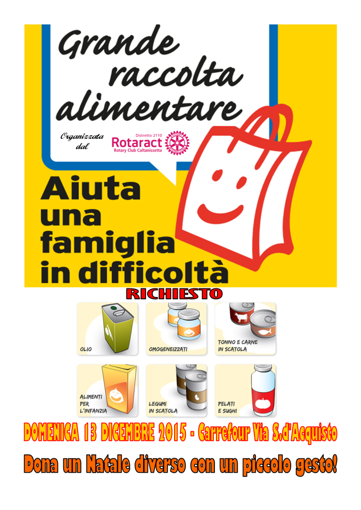 COLLETTA ALIMENTARE PNG