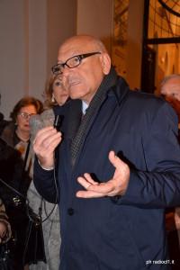 Il Soprintendente ai BB.CC.AA. dr Lorenzo Guzzardi