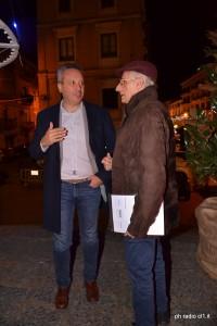 Il sindaco Giovanni Ruvolo e l'avv. Gucciardo (3)