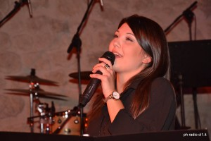 La cantante Valentina Gallo