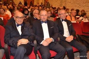 """Il Trio """"Malucchiffari"""" Peppe Morreale,Angelo Testaquadra ed Ernesto Cerrito"""