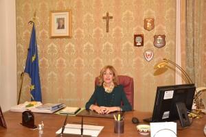 S.E. il Prefetto Maria Teresa Cucinotta