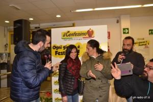 Il duo Alessia Cal' e Desiré Consagra