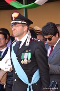 Il col. Gerardo Petitto