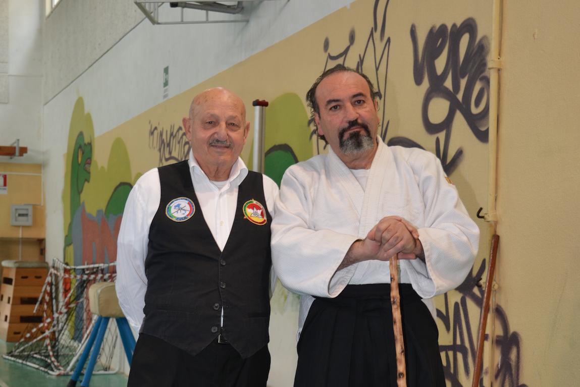 Arti marziali stage regionale al mottura con il maestro for Maestro nelle planimetrie principali