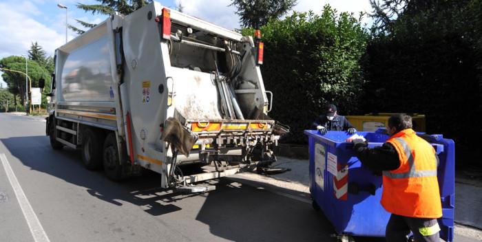 compattatore dei rifiuti