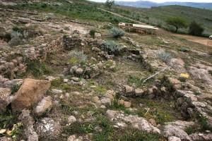 Veduta del Parco archeologico di Sabucina