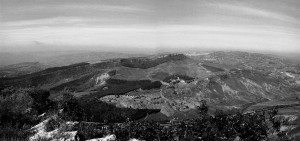 Veduta di Monte Sabucina