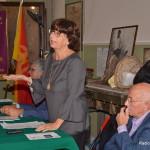 La dirigente dell'Istituto Mottura Laura Zurli