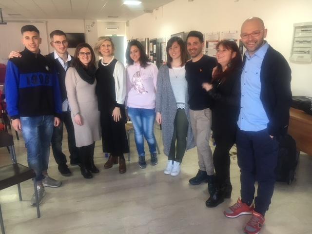All 39 istituto d 39 arte juvara di san cataldo il progetto for Crea il tuo progetto di casa