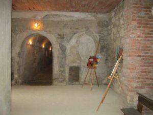 la cripta di San Domenico - ph Mauro Formassero