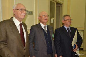 Alessandro Bevilacqua, Salvatore Buttaci e Ignazio Vela
