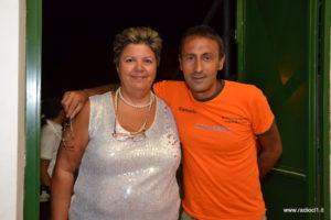 Angela Cammarata e Giancarlo Bruccheri
