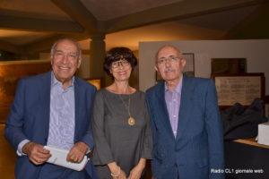 Antonino Anzelmo, Laura Zurli e Michele Trobia
