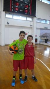 Arcarisi Biagio e Galiano Gabriele
