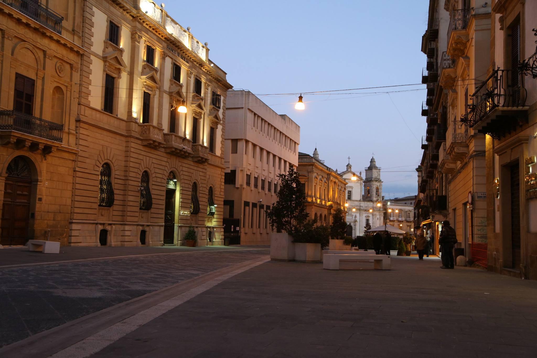 Deliberate le somme per l 39 arredo urbano in centro storico for Un arredo urbano