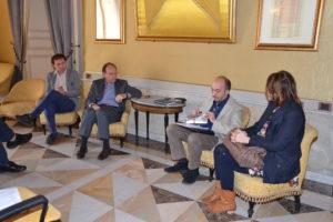 Christian Labbate, Giuseppe Cigna, Giuseppe Giugno e Mattea Labbate