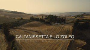 Copertina - Caltanissetta e lo Zolfo - storia di una capitale