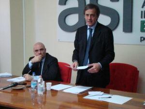Alfonso Cicero e Marco Venturi