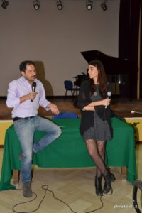 """Aldo Rapè e Manuela Paruzzo """"Miele"""""""