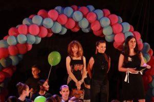 Da sinistra, Liana e Daniela Bartolomeo della scuola Progetto Danza