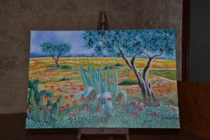 Dipinto di Michele Castiglione