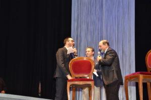 Ernesto Trapanese  si presenta a Guidoni come E.T.