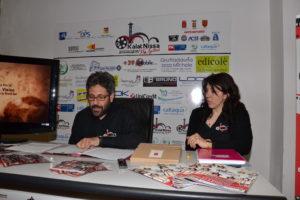 Fernando Barbieri e Laura Abaleo