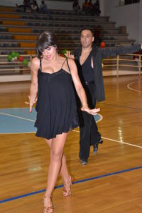 Giulia e Giovanni simbolo della Sicilia nelle competizioni internazionali