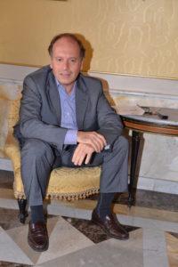 Giuseppe Cigna  dirigente Servizio Turistico Regionale di Caltanissetta