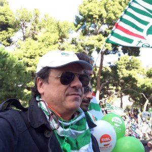 Giuseppe D'Antoni Cisl Poste
