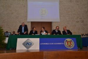 Giuseppe Iacono, Serafino La Delfa, Maurizio Giugno, Carlo Alessi ed Attilio Alessi