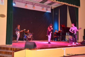I componenti del gruppo musicale del Liceo (11)
