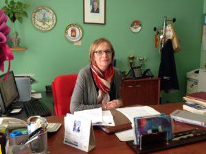 la dirigente Luigina Perricone
