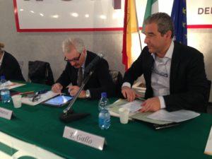 Emanuele Gallo e Maurizio Bernava - CISL