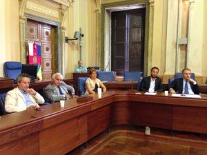 Tavolo Ruvolo Cancelleri Pagano