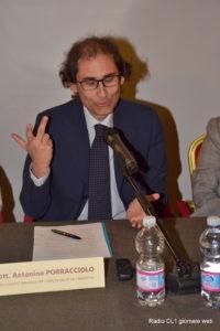 Il presidente del Tribunale per i minori Antonino Porracciolo