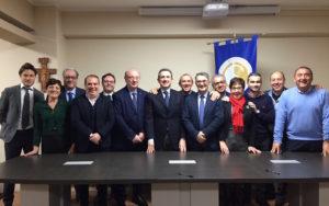 Il consiglio direttivo OMCeO Caltanissetta